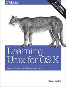 Learning Unix for OS X by Dave Taylor